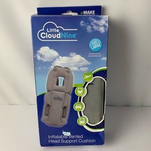 Little Cloud Nine Travel Inflatable Pillow Large